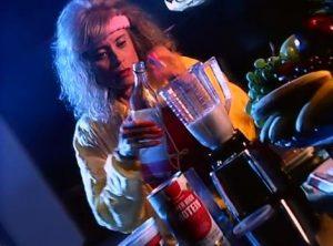 Duran Duran Come Undone alcoholic woman