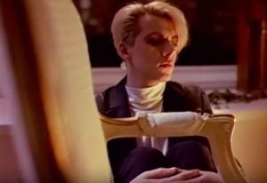 Duran Duran Do You Believe in Shame Nick Rhodes in apartment
