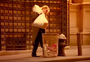 Duran Duran Do You Believe in Shame Nick Rhodes throws items away