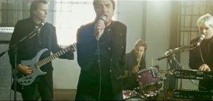 Duran Duran Falling Down band performs