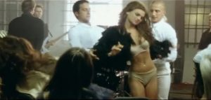 Duran Duran Falling Down unruly models