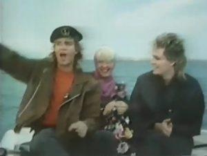 Duran Duran Kulture Shock Nick Rhodes Simon Le Bon Paula Yates