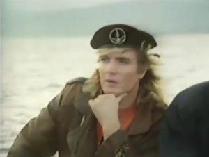 Duran Duran Kulture Shock Simon Le Bon beret