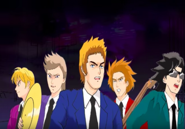 Duran Duran Nice anime