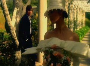 Duran Duran Ordinary World Simon watches bride