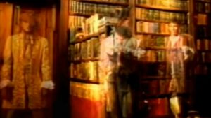 Duran Duran Out of My Mind ghosts in the library