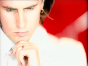 Duran Duran Perfect Day John Taylor pensive
