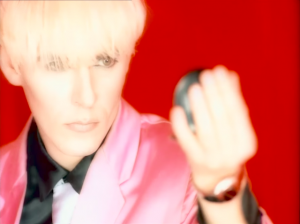 Duran Duran Perfect Day Nick Rhodes makeup compact