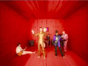 Duran Duran Perfect Day whole band