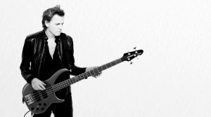 Duran Duran Pressure Off John Taylor is glum