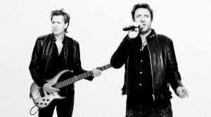 Duran Duran Pressure Off John Taylor is glum with Simon