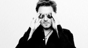 Duran Duran Pressure Off Simon and sunglasses