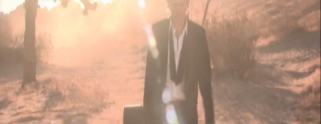 Duran Duran Reach Up Sunrise John wanders desert