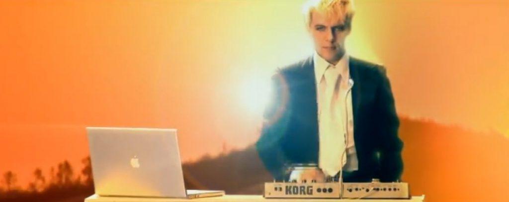 Duran Duran Reach Up Sunrise Nick Rhodes