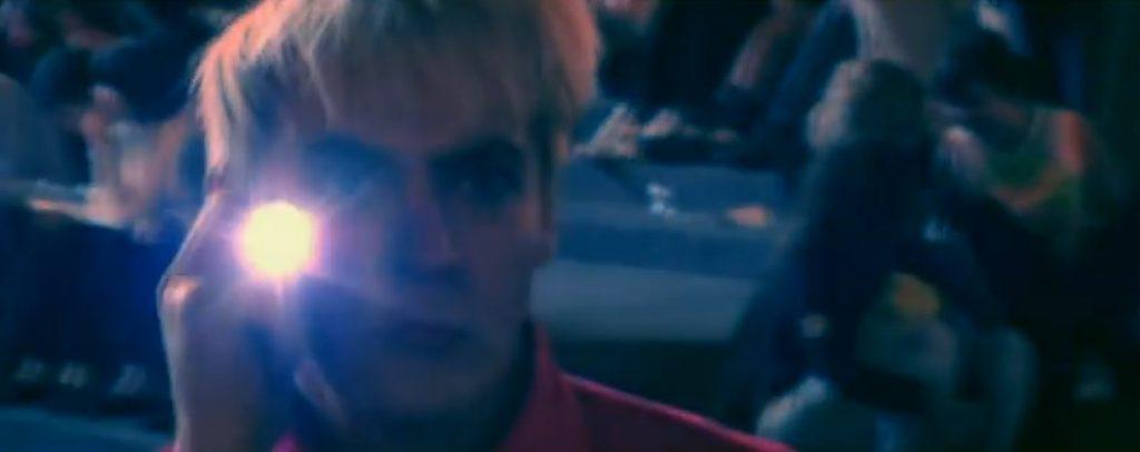 Duran Duran Reach Up Sunrise Nick with pen light