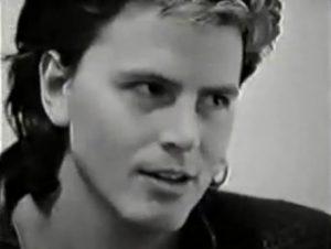 Duran Duran Three To Get Ready press junket