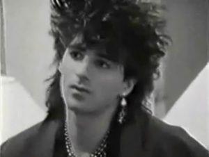 Duran Duran Three To Get Ready Warren Cuccurullo