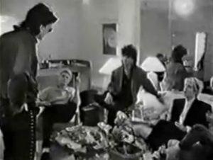 Duran Duran Three To Get Ready band meeting