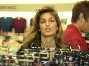 Duran Duran on MTV House of Style Cindy Crawford