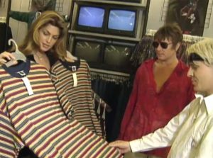 Duran Duran on MTV House of Style Nick Rhodes rejects shirts