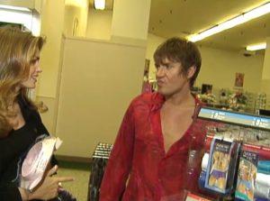 Duran Duran on MTV House of Style Simon Le Bon no underwear