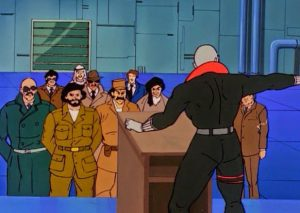 GI Joe Skeletons in the Closet Destro and terrorists