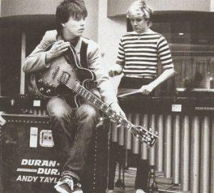 Neil Gaiman Duran Duran Andy Taylor Simon Le Bon