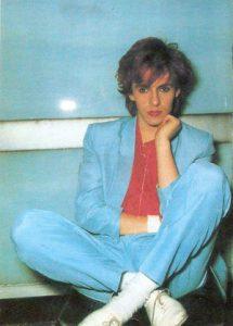 Neil Gaiman Duran Duran Nick Rhodes