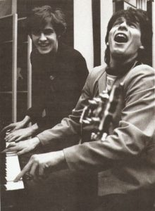 Neil Gaiman Duran Duran Nick Rhodes Andy Taylor
