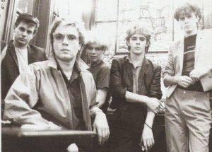 Neil Gaiman Duran Duran band