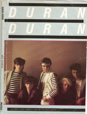 Neil Gaiman book about Duran Duran