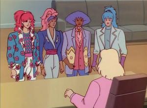 Kimber, Raya, Shana and Aja confront Jerrica
