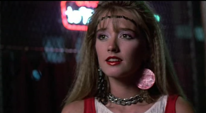 Tuff Turf Kim Richards as Frankie