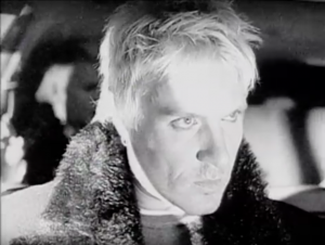 Simon Le Bon looks like Roy Batty from Blade Runner