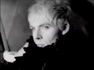 Nick Rhodes looks like Greta Garbo