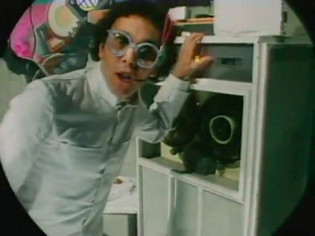 Video Killed the Radio Star Trevor Horn