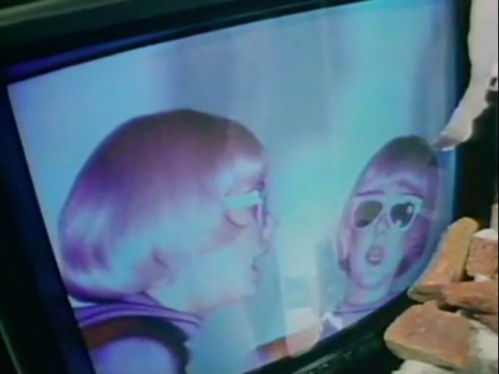 Video Killed the Radio Star Debi Doss and Linda Jardim